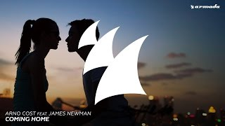 arno cost feat james newman   coming home radio edit
