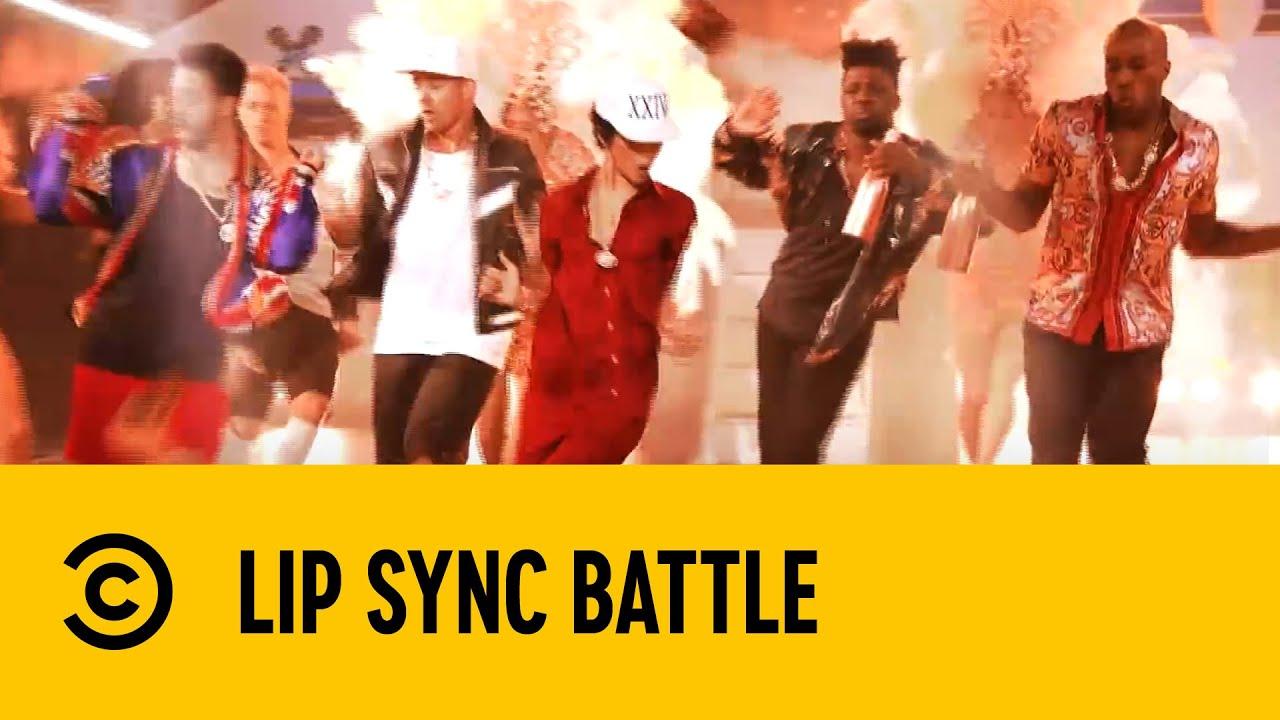 "Download Zendaya's ""24k Magic"" | Lip Sync Battle"