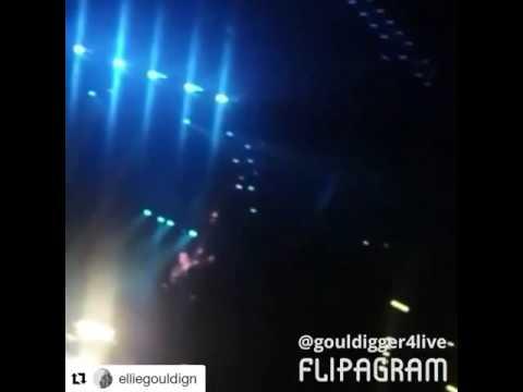 Ellie Goulding~ Hallenstadion Zürich 28.02.16
