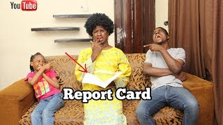 Report Card | Mc Shem Comedian