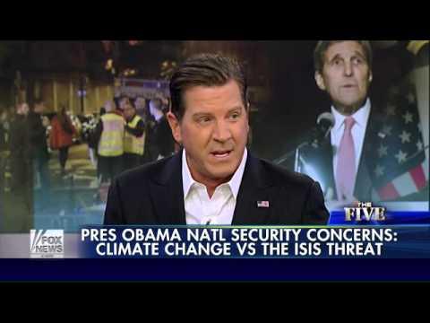 Secretary Kerry pushes climate change during Paris visit