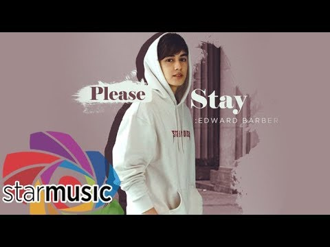 Edward Barber - Please Stay (Official Lyric Video)