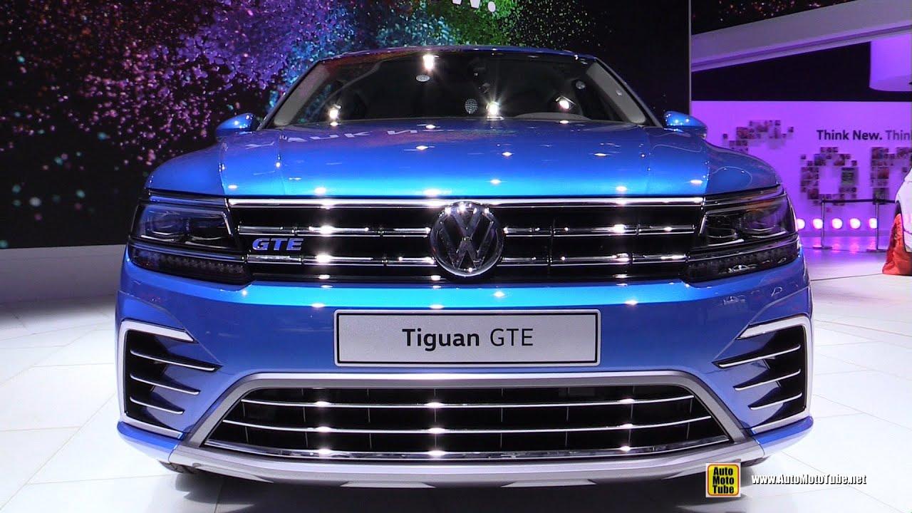 Interior Frankfurt 2017 volkswagen tiguan exterior and interior walkaround debut at