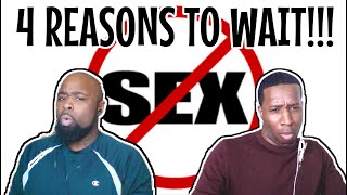 4 REASONS to WAIT until you are MARRIED to HAVE SEX - The Good Guys Podcast