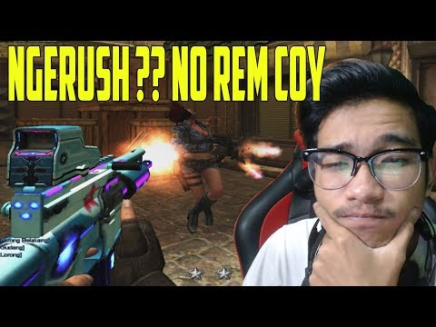 DI EXPERT NGERUSH NO REM ??  RATA COY !!! - POINT BLANK GARENA INDONESIA