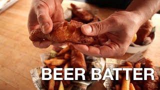Beer Batter Recipe • Chefsteps