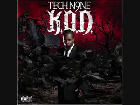 TECH N9NE - Hunterish (Feat. Irv Da Phenom & Krizz Kaliko) - K.O.D.