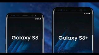 [News] วัดกันมั๊ยยย!!! เปรียบเทียบขนาดของ Samsung Galaxy S8/S8 Plus กับเรือธงรุ่นอื่นในตลาด