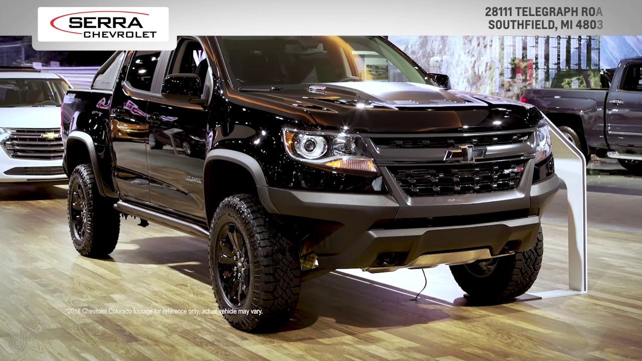 Serra Chevrolet January Offers Sps