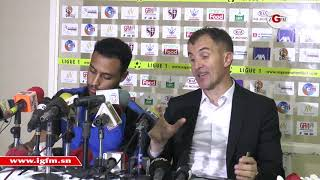 LDC CAF : Zamalek n'imagine pas perdre au retour contre Génération Foot