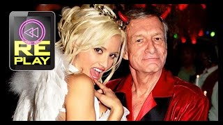 Holly Madison's Shocking Playboy Mansion Allegations