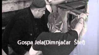 Jimmy Stanić & Barbara Trohar - Gospa Jela(Dimnjačar Štef) HQ