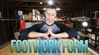 How To Breakdance | Footwork Form | Beginner Breaking Tutorial