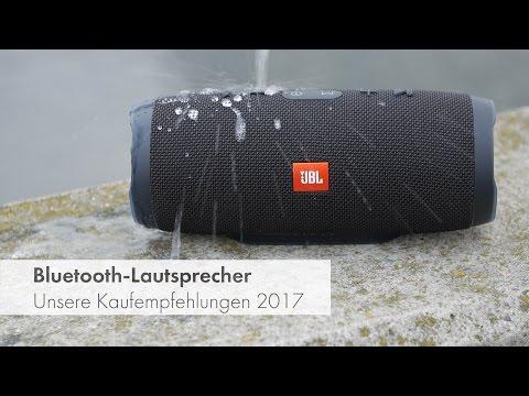 Bluetooth-Lautsprecher - Test und Vergleich 2017/2018