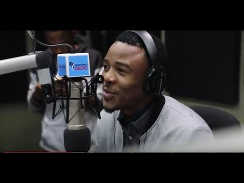 ALIKIBA Radio Interview on South Africa Transafrica Online Radio