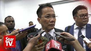Liew: Bill to abolish mandatory death penalty on drug cases on hold
