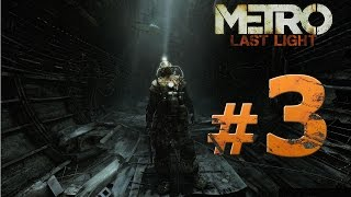 ICH BIN EIN GOTT!! (Metro Last Light part 3)