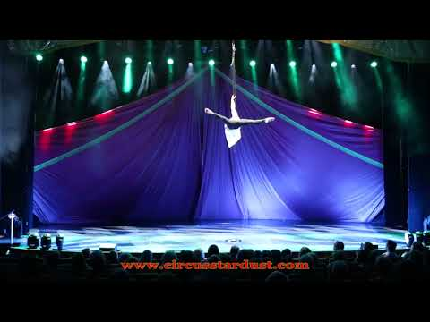Circus Stardust Agency Presents: Multi Skilled Aerial Performers (Circus Act 00246)