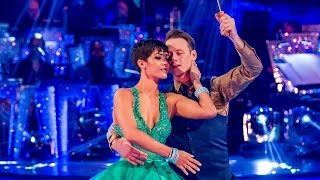 Frankie Bridge & Kevin Clifton Waltz to 'Someone Like You' - Strictly Come Dancing: 2014 - BBC One