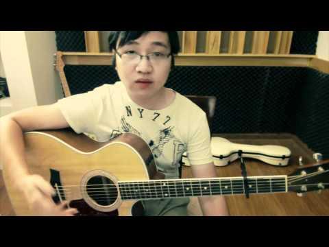Guitar Lesson 01 -  Có Khi Nào Rời Xa - Bích Phương [Đoạn dạo và hợp âm đệm]