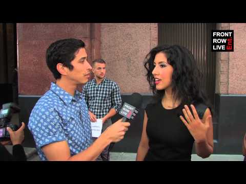 Stephanie Beatriz talks
