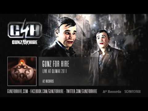 Gunz For Hire - Live At Qlimax 2011