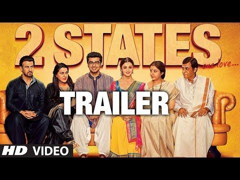 """2 States Official Trailer"" Releasing 18 April 2014 | Arjun Kapoor, Alia Bhatt"