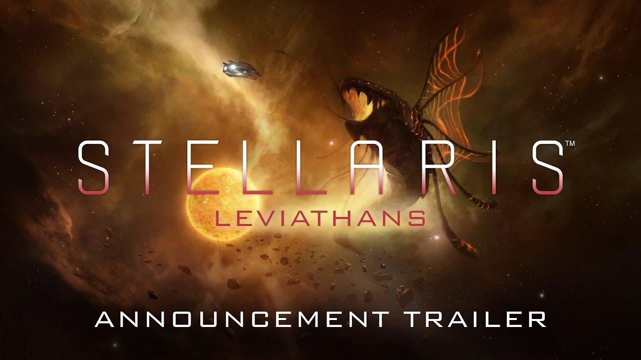 Stellaris: Leviathans Story Pack - Announcement Trailer ...