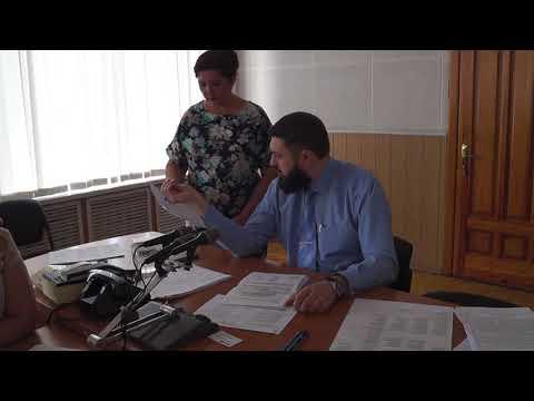 Глава администрации Дебальцево провёл приём граждан