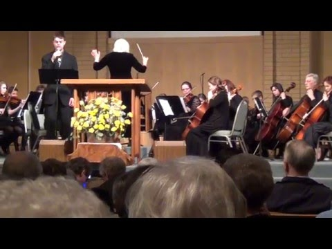 Violin praise ~ El Shaddai - Village Church