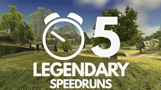 5 Most Legendary Speedruns