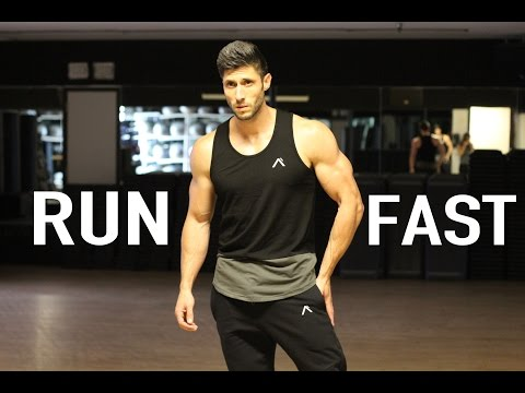 Run Faster Day 5  - Lifting Routine