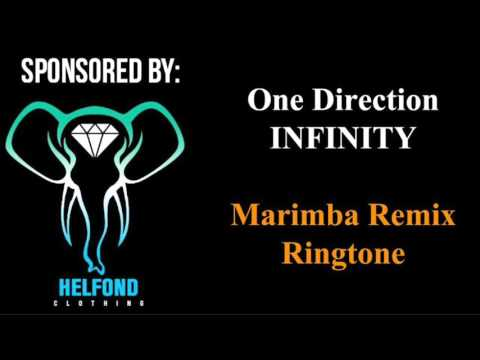 Infinity Marimba by One Direction Ringtone and Alert