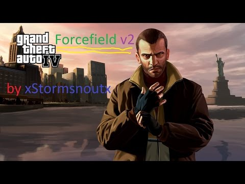 Forcefield v2 - by xStormsnoutx [GTA IV PC] (DL in