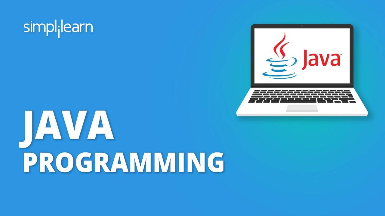 Java Programming Tutorial For Beginners | Java Course