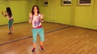 Mandinga - Zaleilah - Zumba choreography by Lucia Vargova