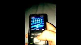 Modded Nokia 5610 XpressMusic
