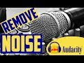 Remove Background Noise from Video Audacity