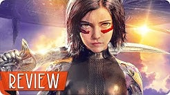 ALITA: BATTLE ANGEL Kritik Review (2019)