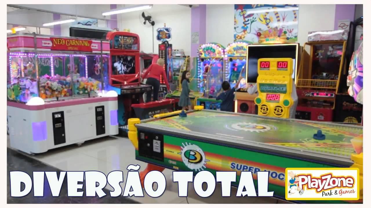 play zone park s e games shopping vm youtube