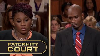Man Accuses Woman of Being A Serial Cheater (Full Episode)   Paternity Court