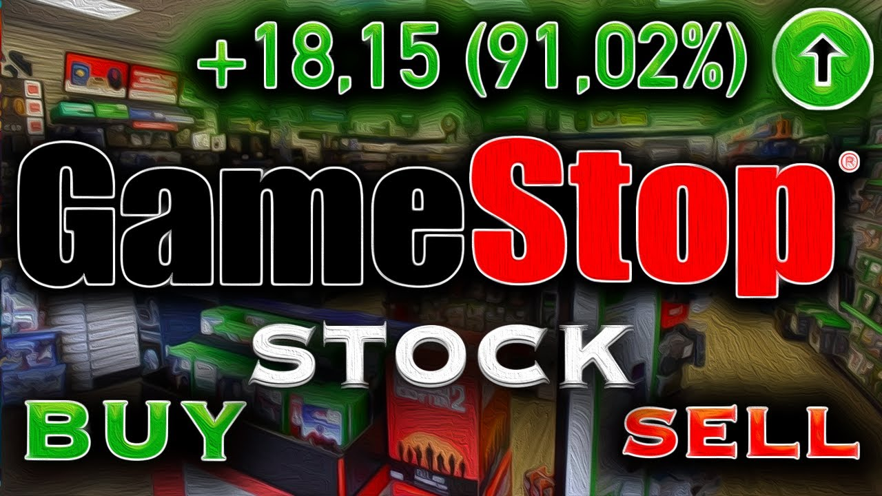 GameStop [gme] Stock Buy or Sell in 2021