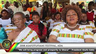 2018 Asafotufiami Festival of Ada
