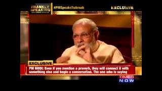 THing Today I Feared MOST is the UnBeLievaBLe Twisting of Words By Our MEDIA : MODi