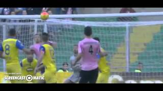 Video Gol Pertandingan Palermo vs Chievo Verona