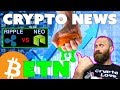 Bitcoin ETN | Shorts Squeezed | Is Ripple the New NEO???