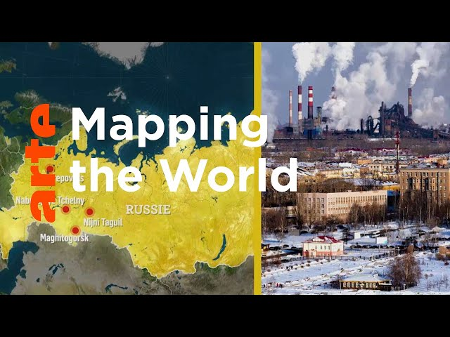 Russia: Land of Contrasts I ARTE Documentary