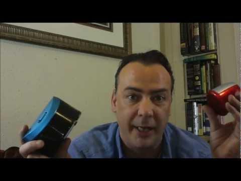 Best MP3 Speakers - Music Bullet vs iHome Speaker