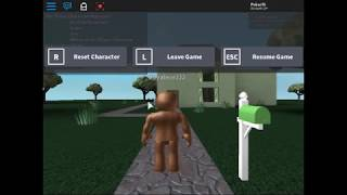 ROBLOX - When I tried to Discover Chuck Lloyd....
