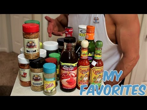 My Favorite Seasonings And Sauces - For Meal Preps And Everyday Use